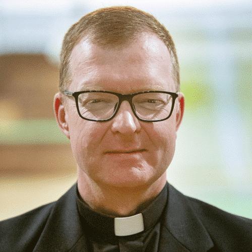REVEREND DR. HANS ZOLLNER, SJ