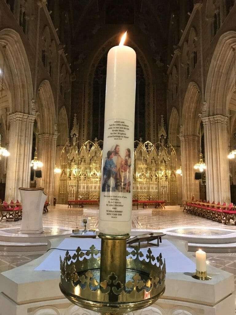 Ireland Candle of Atonement
