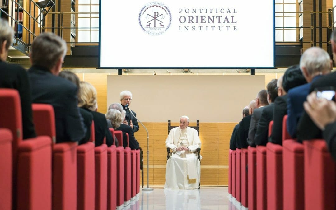 """The Pontifical Oriental Institute Prepares to Host Its Online Event: Abuse within the Church: """"A Submerged Reality"""""""