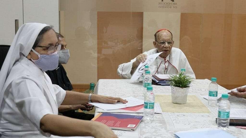 Cardinal Gracias leads first board meetingK
