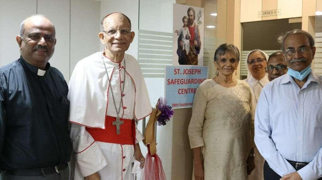 St Joseph Safeguarding Center board
